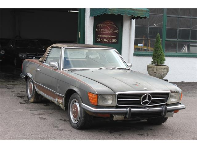1972 Mercedes-Benz 350SL (CC-990238) for sale in Cleveland, Ohio