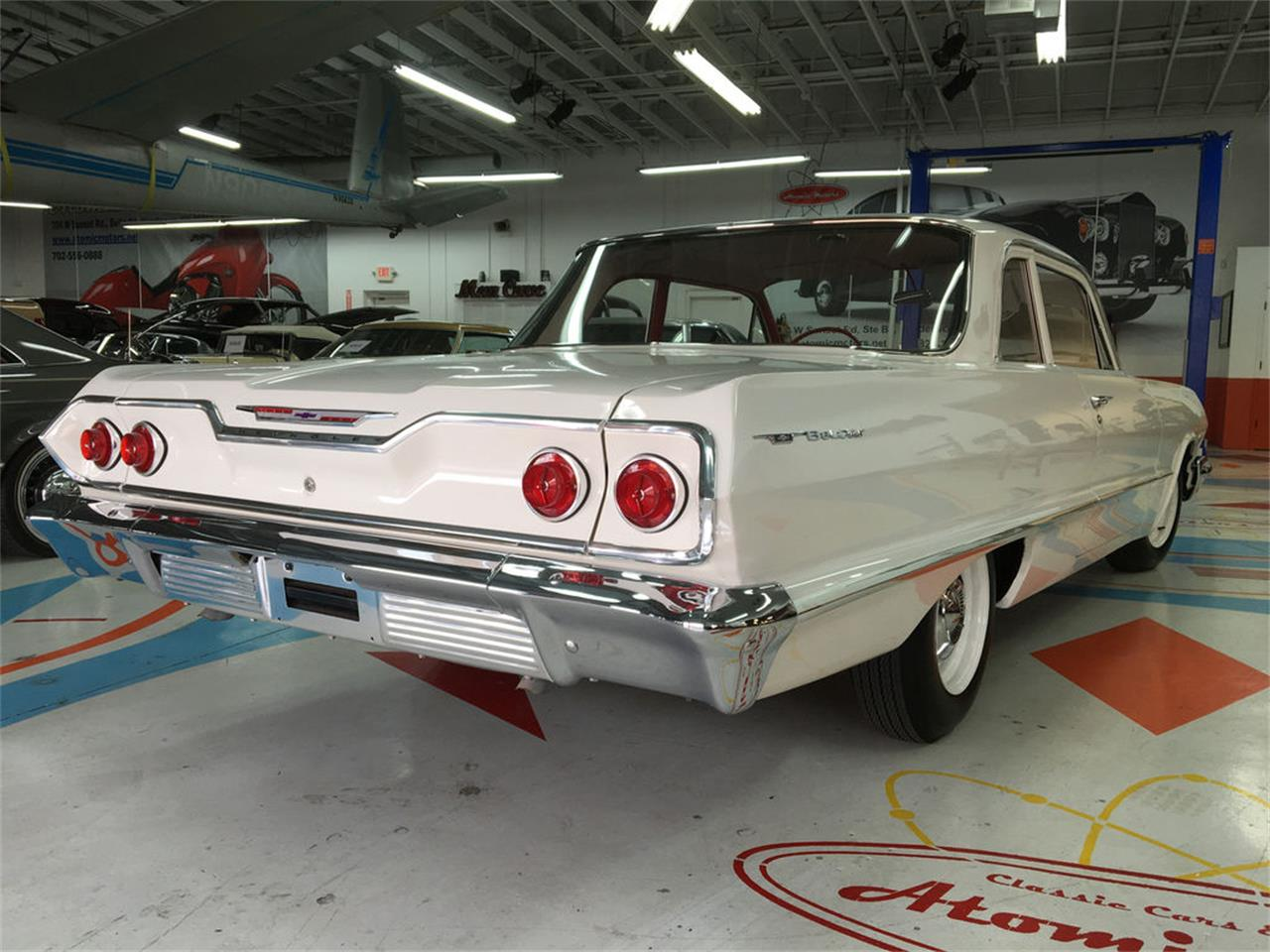 1963 Chevrolet Bel Air (CC-992488) for sale in Henderson, Nevada