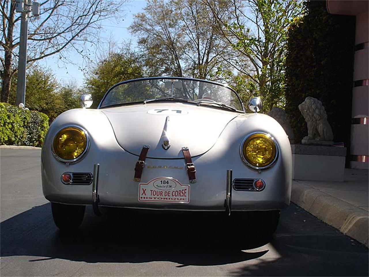 1958 Porsche 356 (CC-990264) for sale in Mount Dora (Orlando), Florida