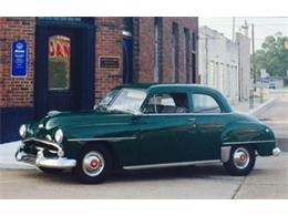 1952 Plymouth Cranbrook (CC-992790) for sale in Houston/Dayton, Texas