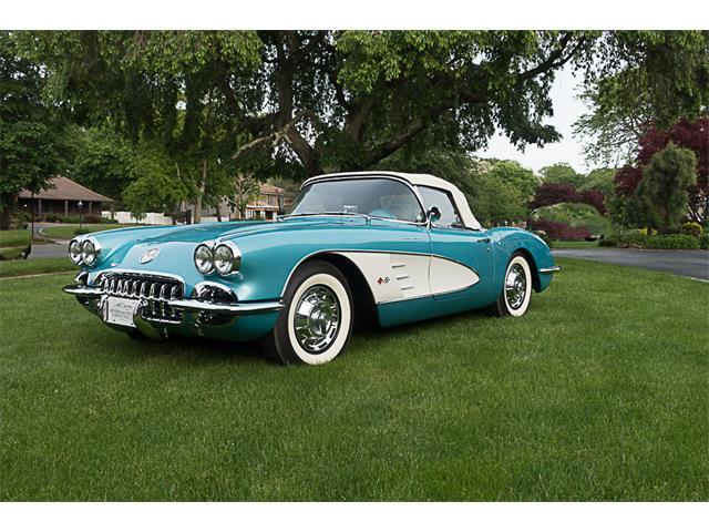 1959 Chevrolet Corvette (CC-993066) for sale in Dix Hills, New York
