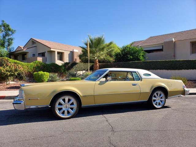 1974 Lincoln Continental Mark IV (CC-993075) for sale in Beaumont, California