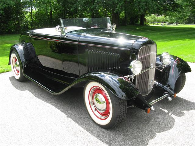 1932 Ford Roadster (CC-993353) for sale in Shaker Heights, Ohio
