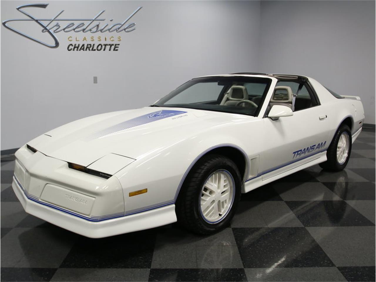1984 pontiac trans am 15th anniversary for sale classiccars com cc 993806 1984 pontiac trans am 15th anniversary
