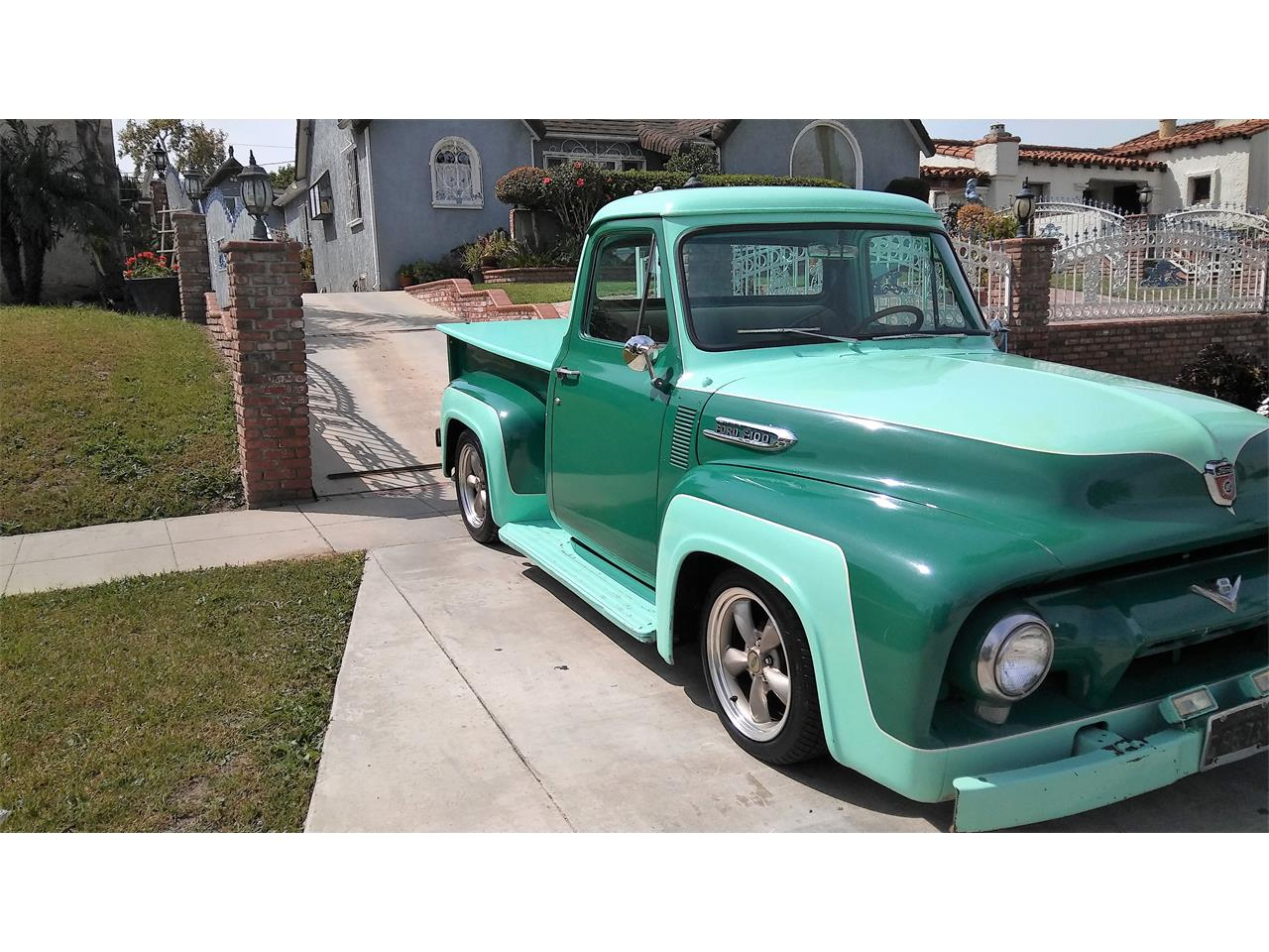 1954 Ford F100 (CC-993952) for sale in Los Angeles, California