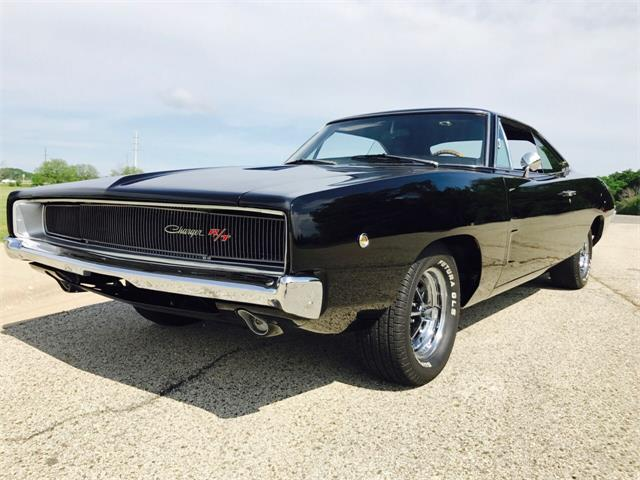 1968 Dodge Charger (CC-994237) for sale in San Luis Obispo, California