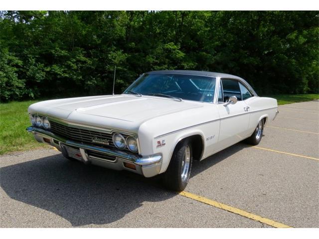1966 Chevrolet Impala SS (CC-994352) for sale in Dayton, Ohio