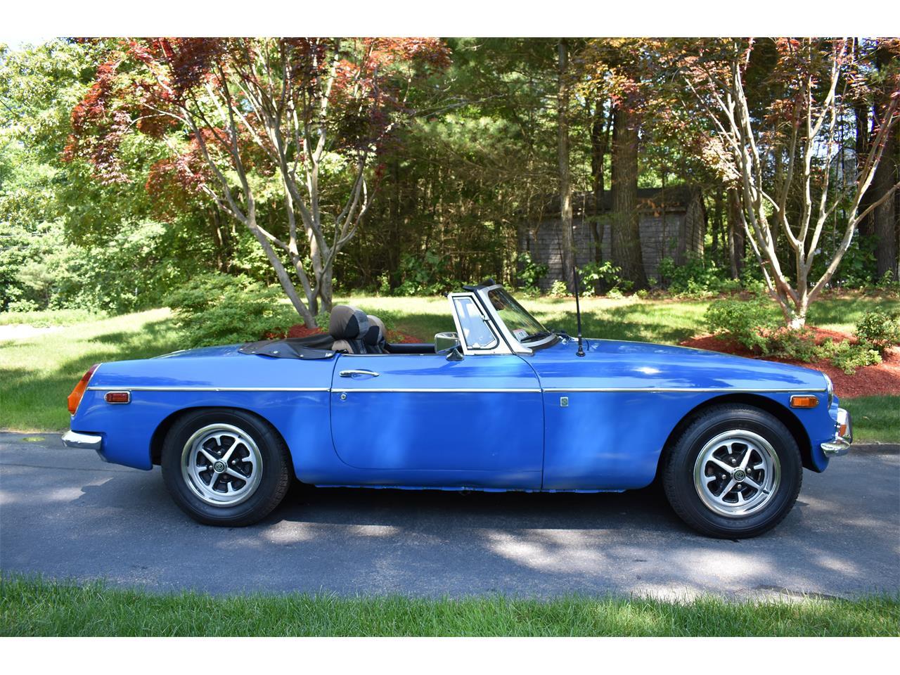 1974 MG MGB for Sale | ClassicCars.com | CC-590159