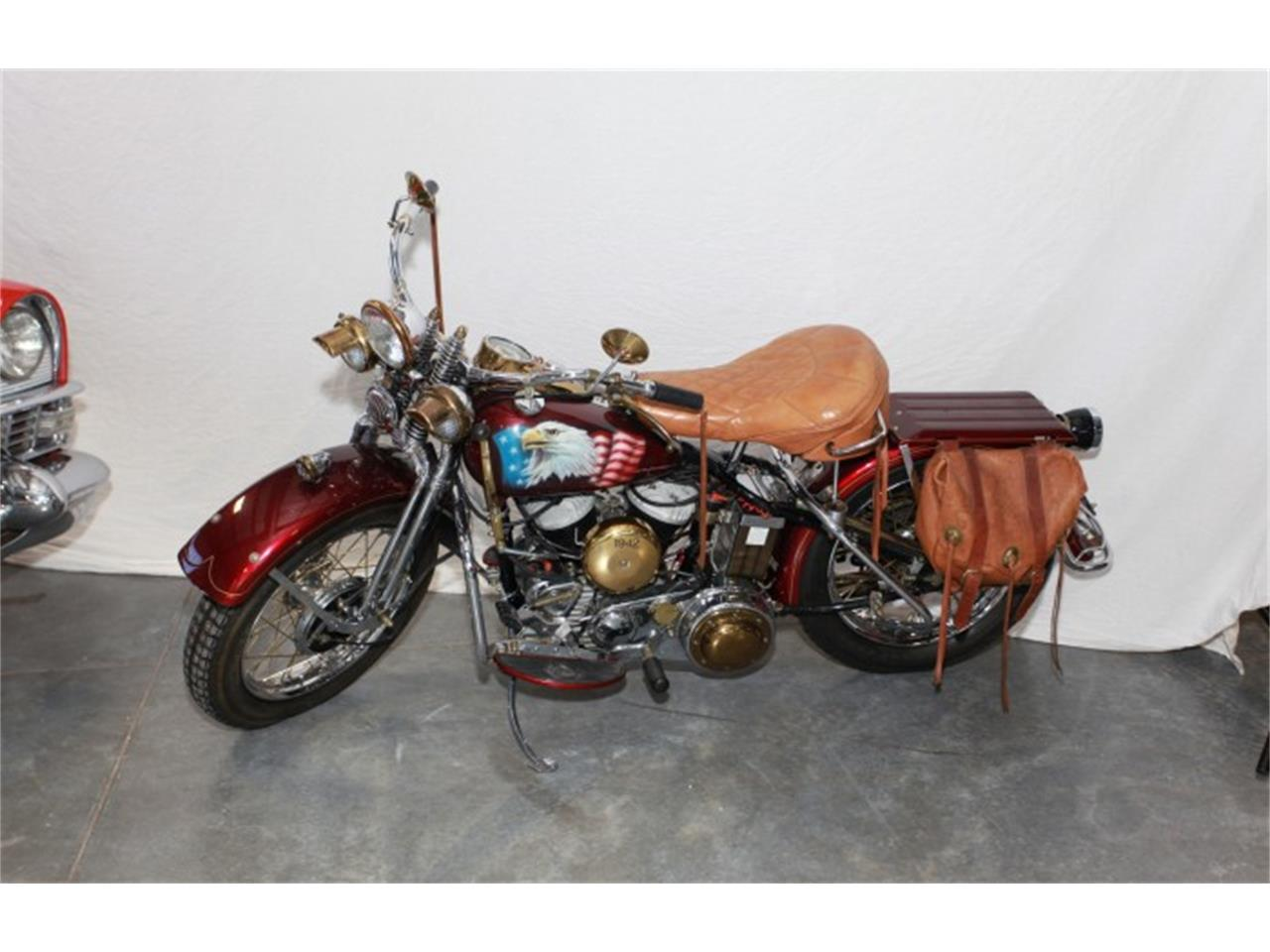 1942 Harley-Davidson WLA (CC-994660) for sale in Branson, Missouri