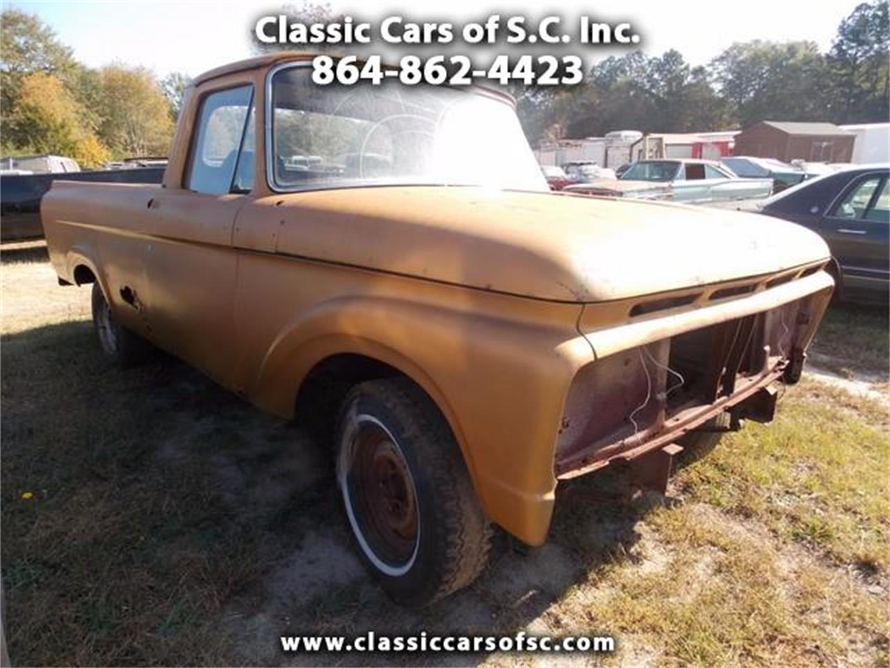1963 Ford F100 (CC-994843) for sale in Gray Court, South Carolina