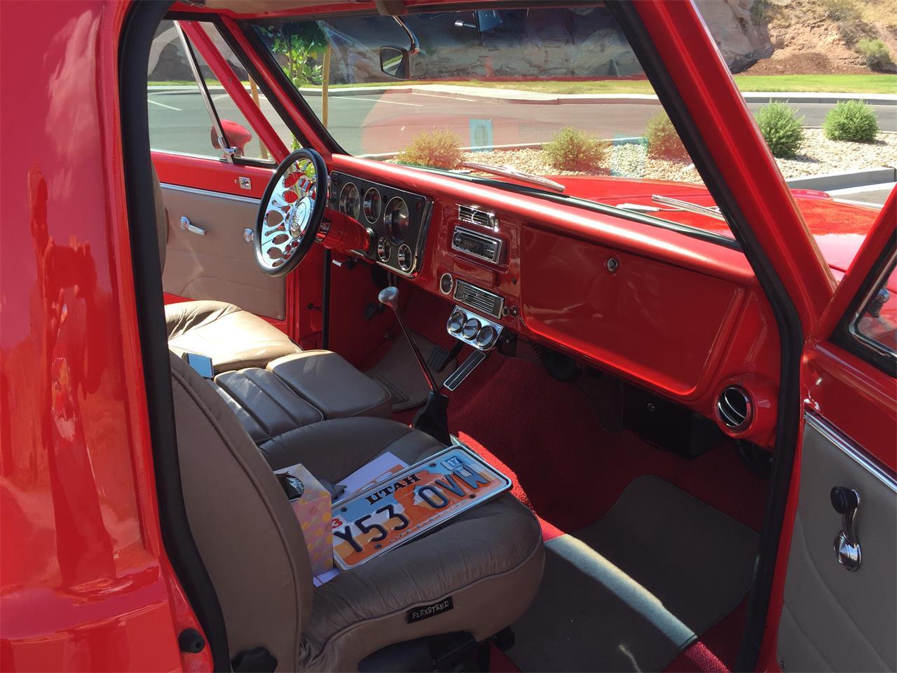 1971 Chevrolet C/K 10 (CC-994923) for sale in Hurricane, Utah