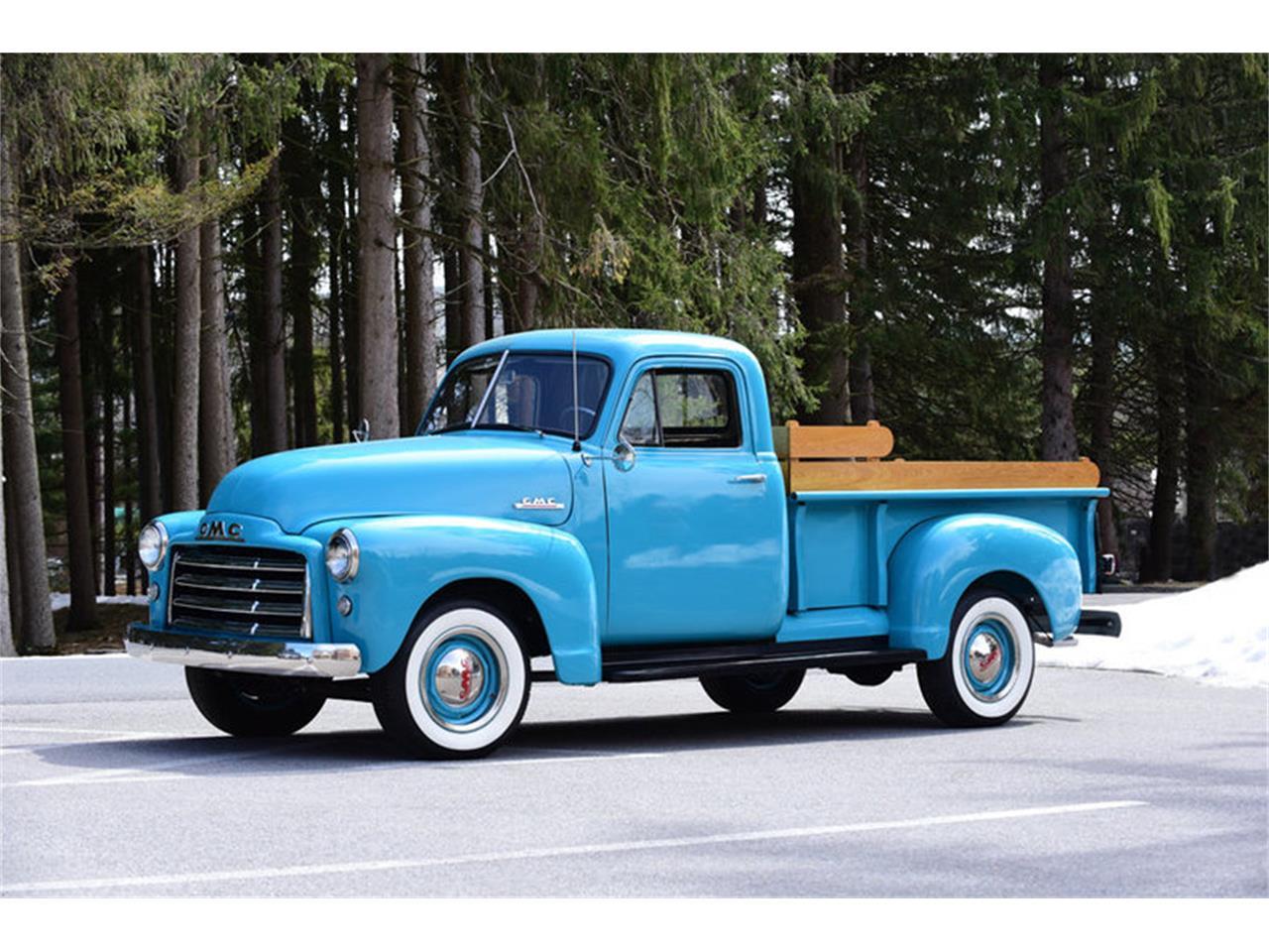 1951 Gmc 3 4 Ton Pickup For Sale Classiccars Com Cc 994977