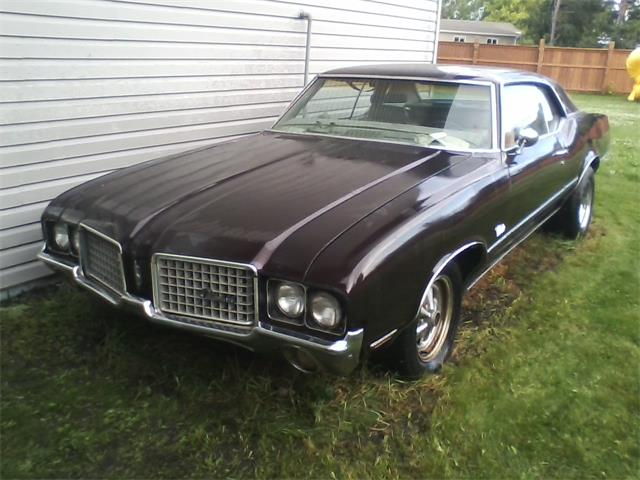 1972 Oldsmobile Cutlass Supreme (CC-995297) for sale in Winkler, Manitoba