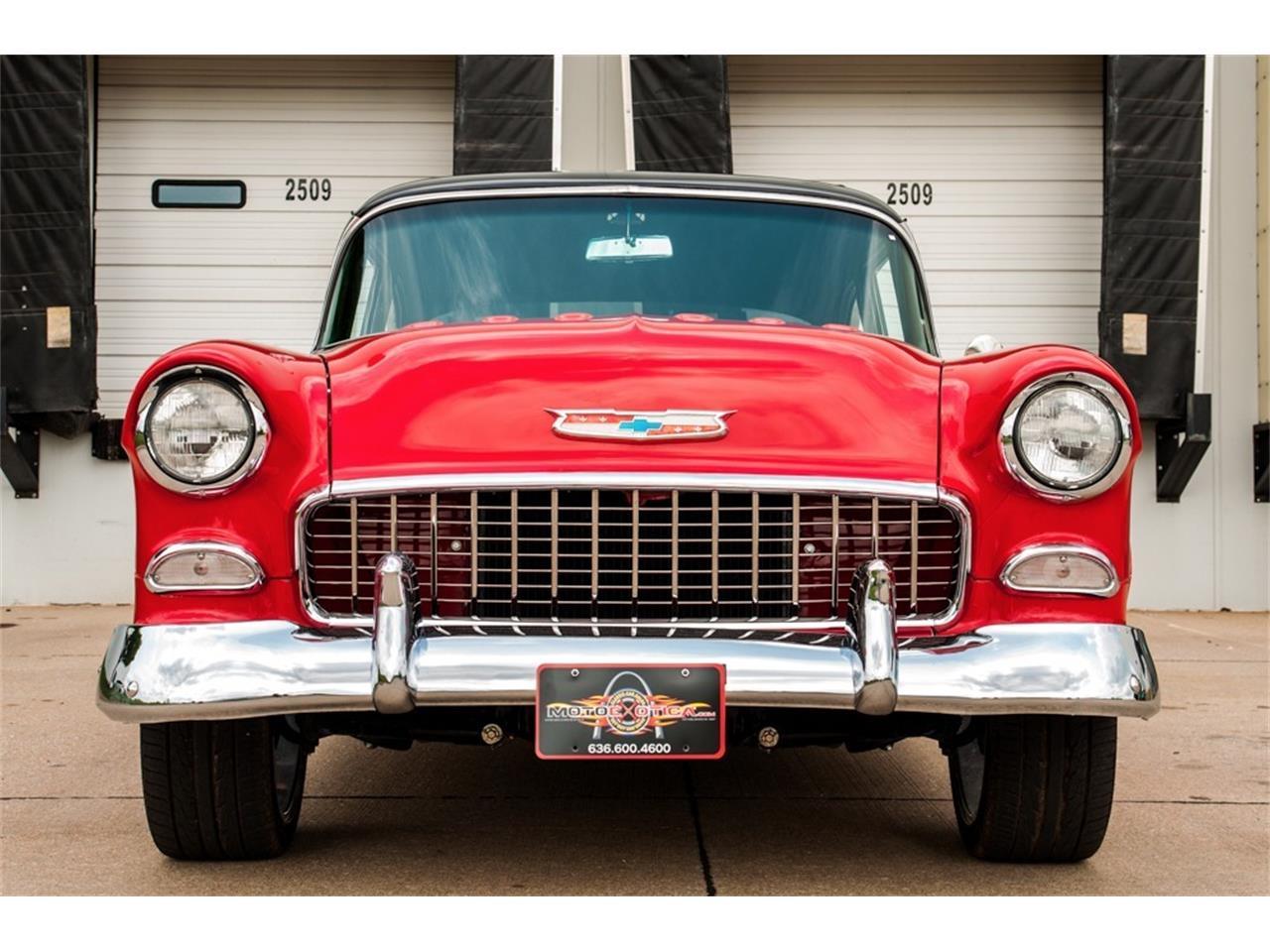 1955 Chevrolet Bel Air 2 Door Hardtop for Sale ...