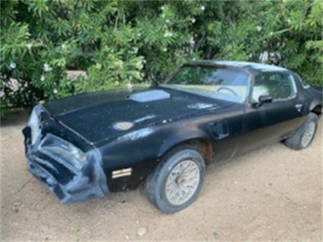 1977 Pontiac Firebird Trans Am (CC-995591) for sale in Scottsdale, Arizona