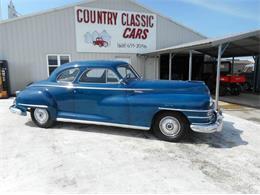 1946 Chrysler Windsor (CC-995648) for sale in Staunton, Illinois