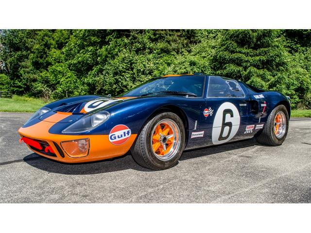 1966 Superformance GT40 (CC-990577) for sale in Mansfield, Ohio