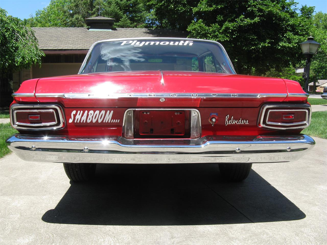 1964 Plymouth Belvedere (CC-990006) for sale in Shaker Heights, Ohio