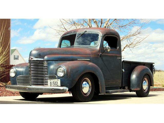 1948 International KB1 (CC-990602) for sale in Pueblo, Colorado