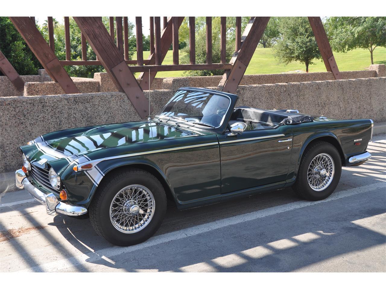 1968 Triumph TR250 (CC-996143) for sale in Mesa, Arizona