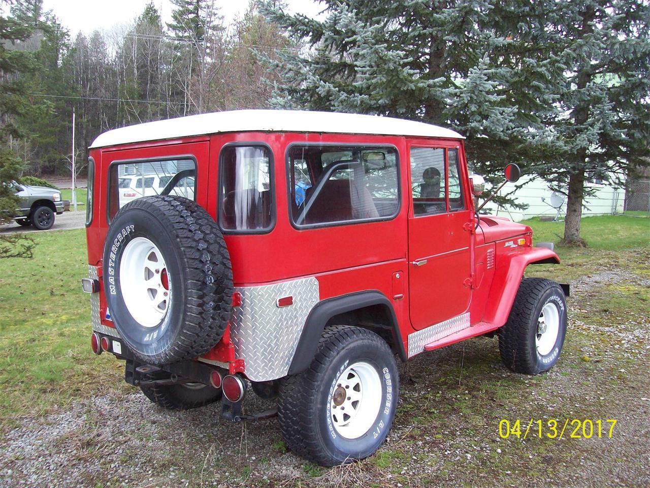 1973 Toyota Land Cruiser FJ (CC-996288) for sale in Osburn, Idaho