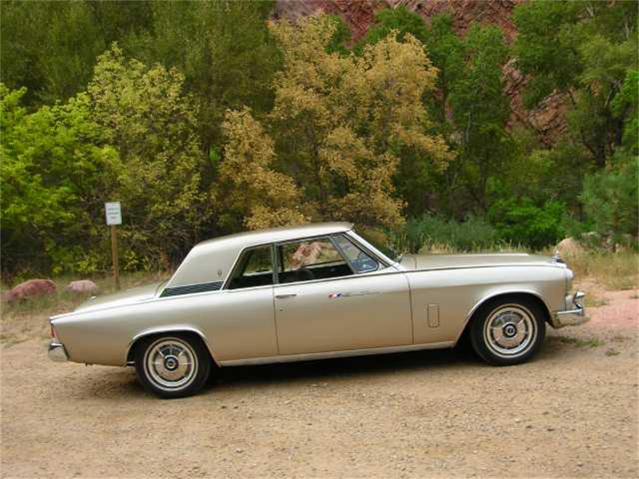 1964 Studebaker Gran Turismo (CC-996353) for sale in Boulder, Colorado