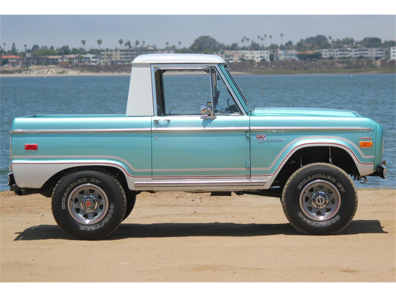 1970 Ford Bronco (CC-996759) for sale in san diego, ca