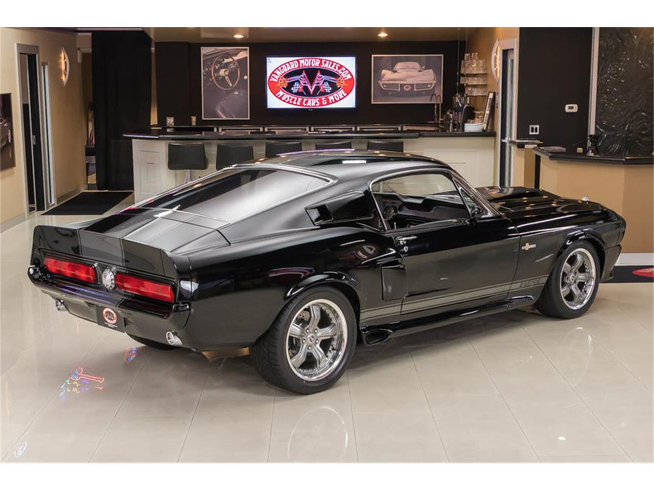 Mustang Eleanor Fastback 1967