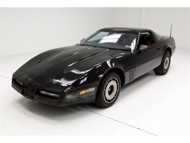 1984 Chevrolet Corvette (CC-997166) for sale in Morgantown, Pennsylvania