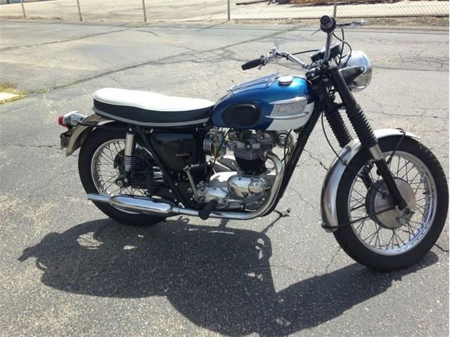 1966 Triumph TR6 (CC-997321) for sale in Seattle, Washington