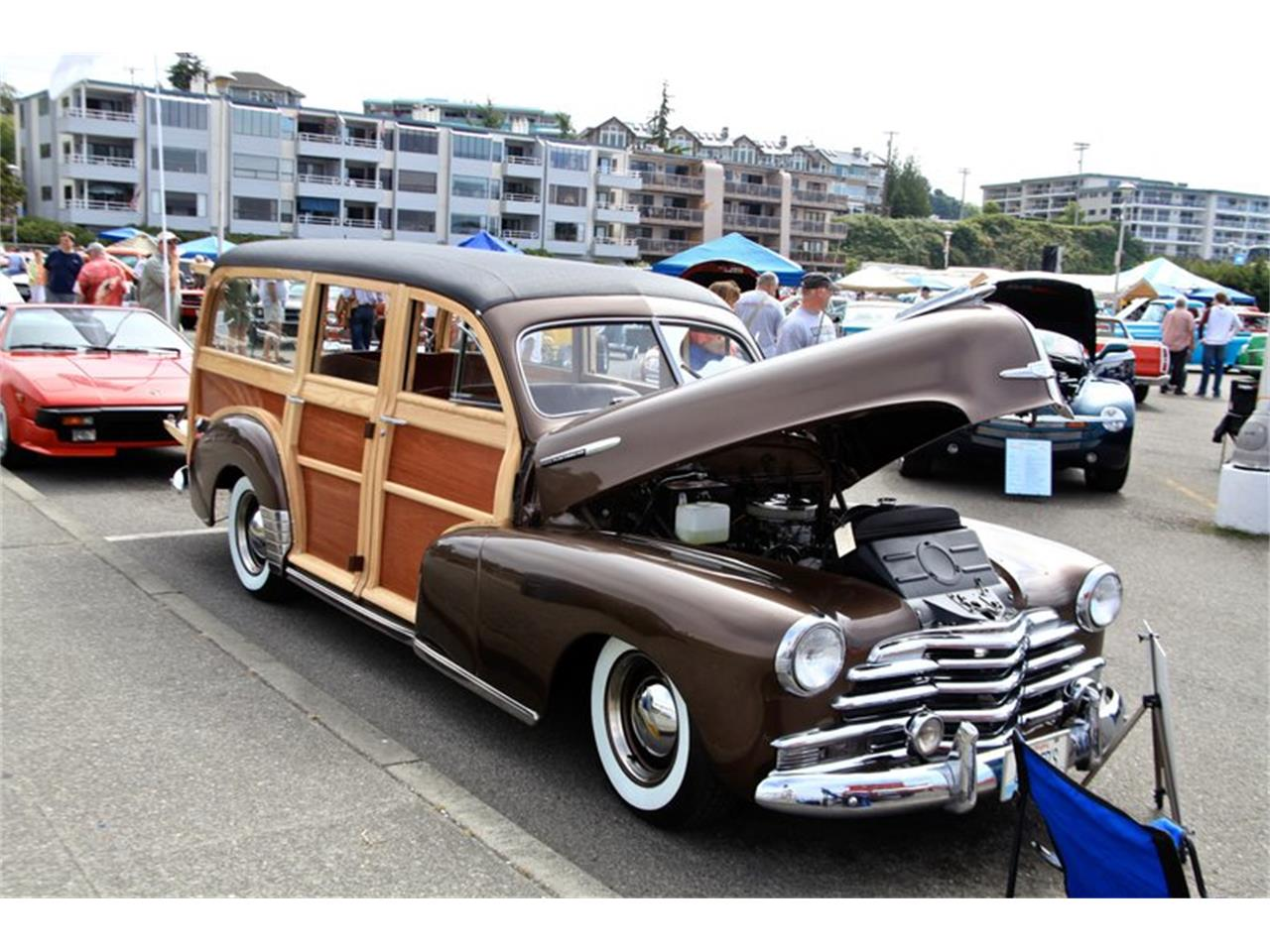 1947 Chevrolet Fleetmaster (CC-997322) for sale in Seattle, Washington