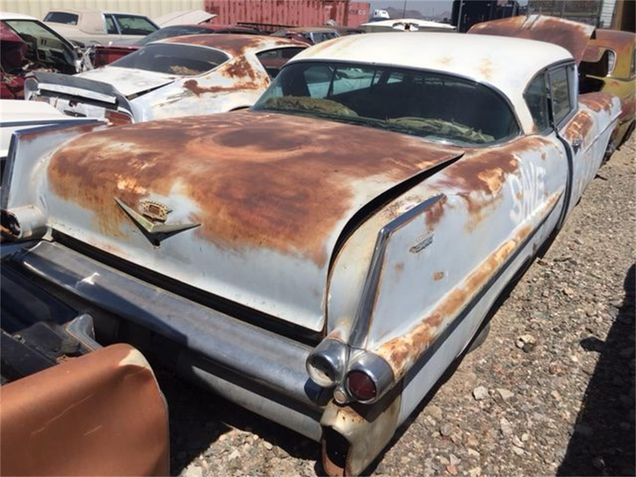 1957 Cadillac Coupe DeVille (CC-997325) for sale in Phoenix, Arizona