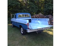 1972 Ford F250 (CC-997596) for sale in Three Rivers, Michigan