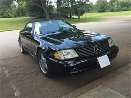 2000 Mercedes-Benz SL600 (CC-997636) for sale in New York, New York