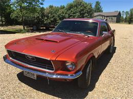 1968 Ford Mustang (CC-998110) for sale in Garrison, North Dakota