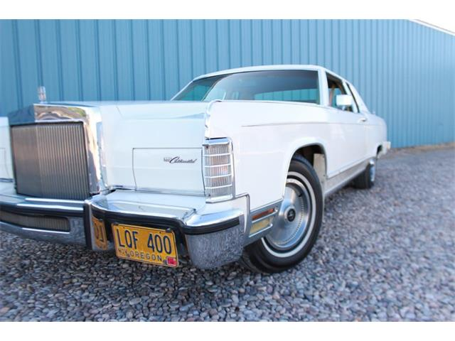 1978 Lincoln Town Car (CC-998312) for sale in Vernal, Utah
