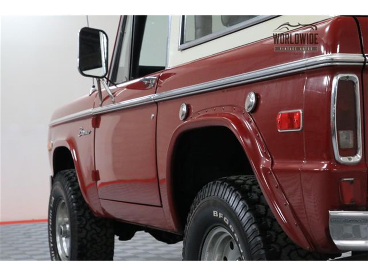 1972 Ford Bronco For Sale Classiccars Com Cc 998323