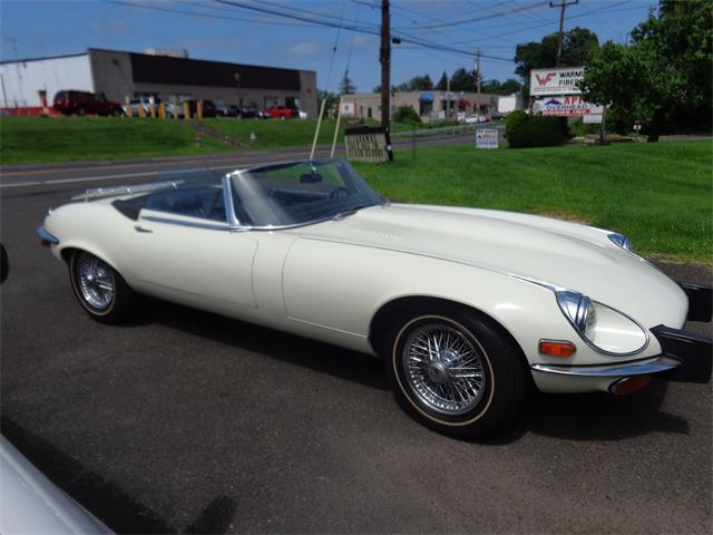 1974 Jaguar XKE III (CC-998437) for sale in Huntingdon Valley, Pennsylvania