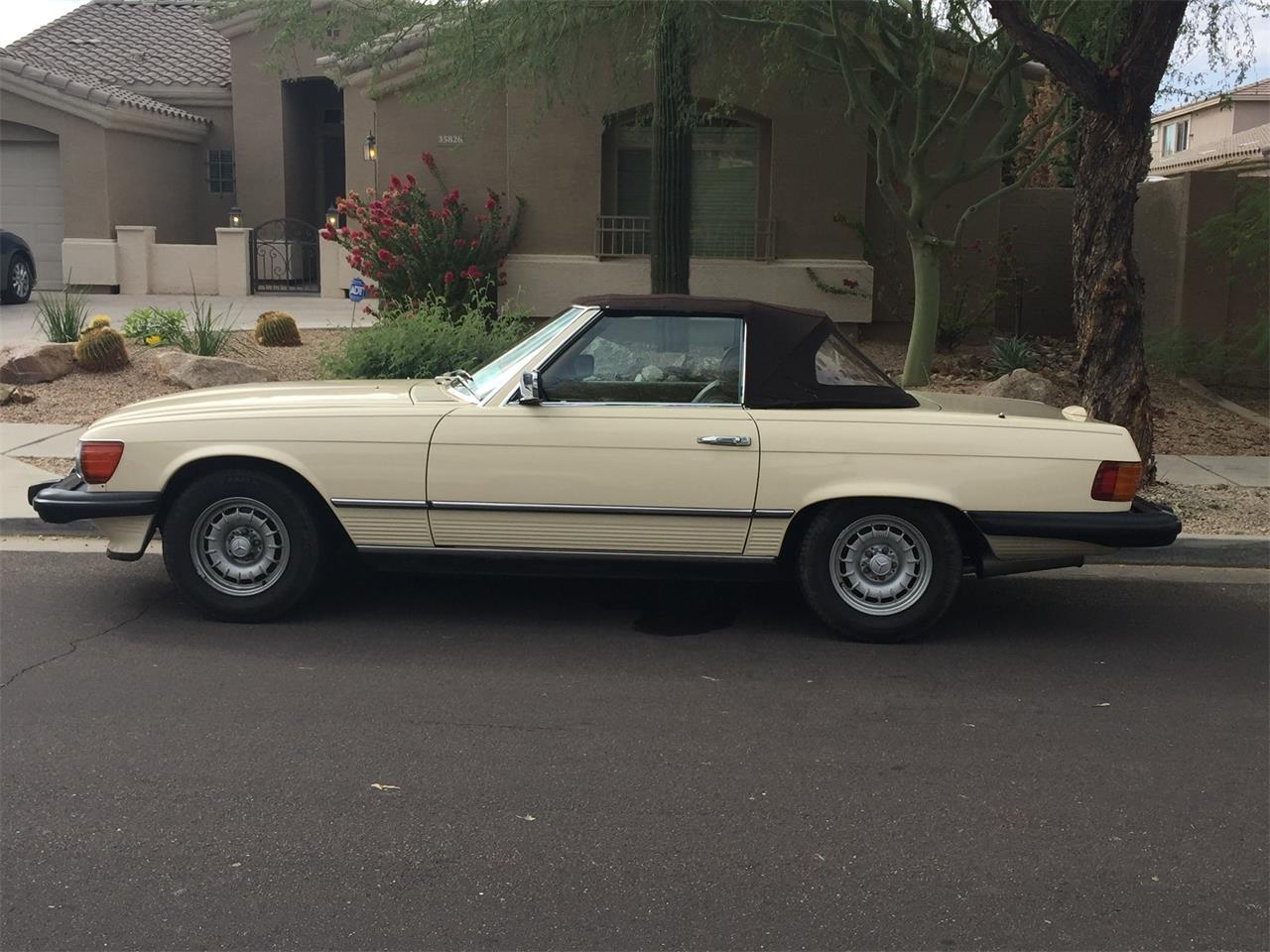 1985 Mercedes-Benz 380SL (CC-998650) for sale in phoenix, Arizona