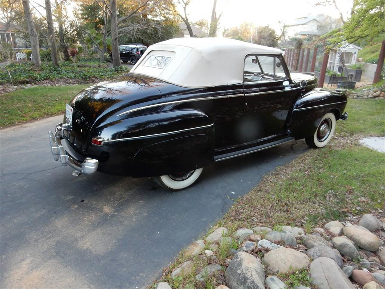 1941 Mercury Convertible (CC-998663) for sale in Folsom, California