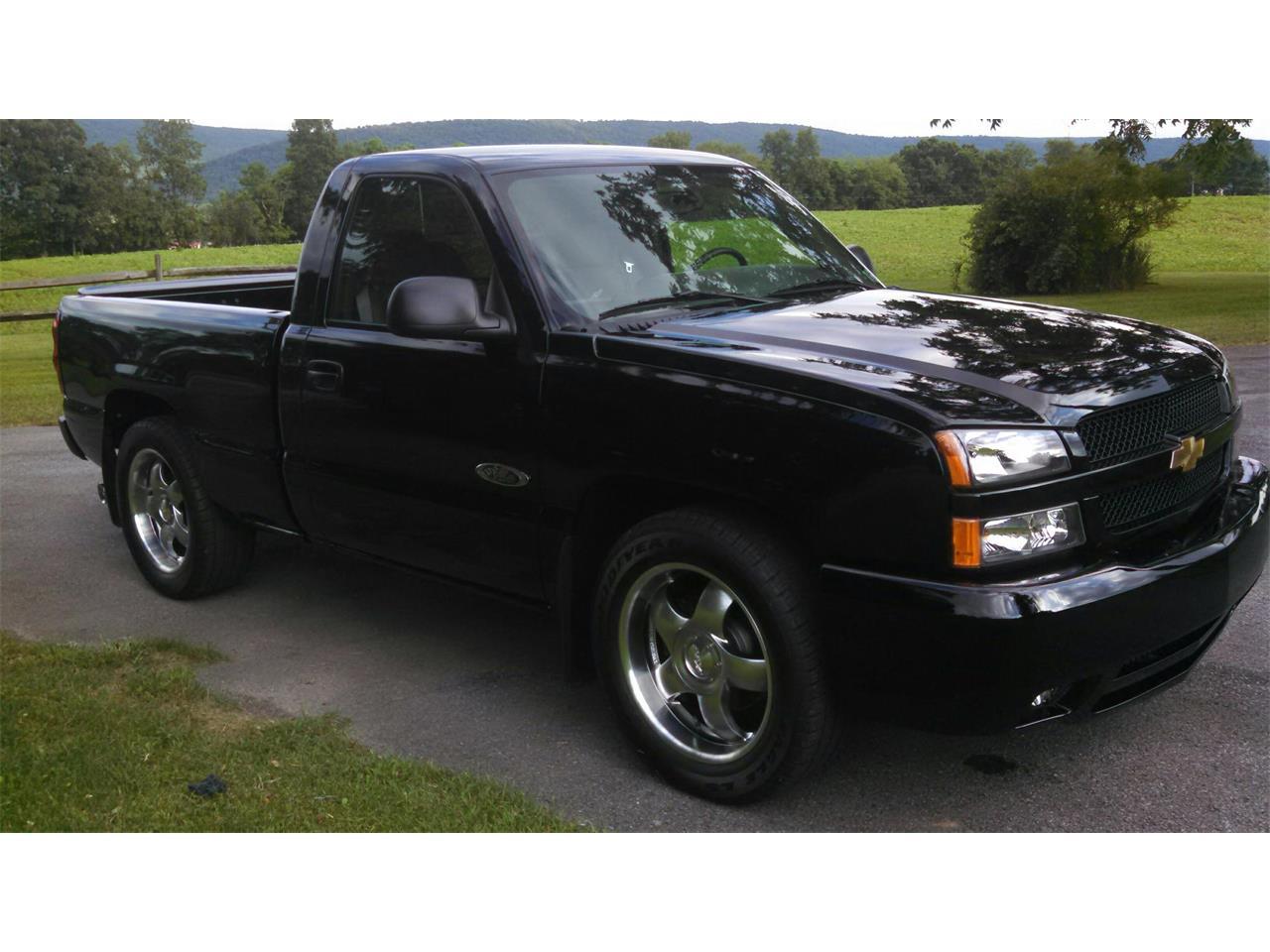 2005 Silverado For Sale >> 2005 Chevrolet Silverado Joe Gibbs Edition For Sale