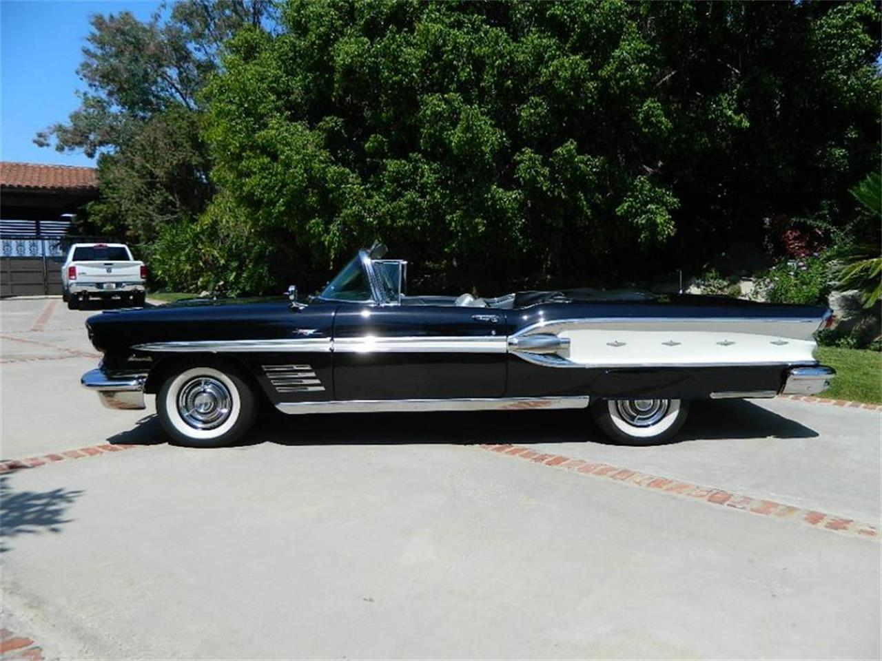 1958 Pontiac Bonneville For Sale Classiccars Com Cc 999207