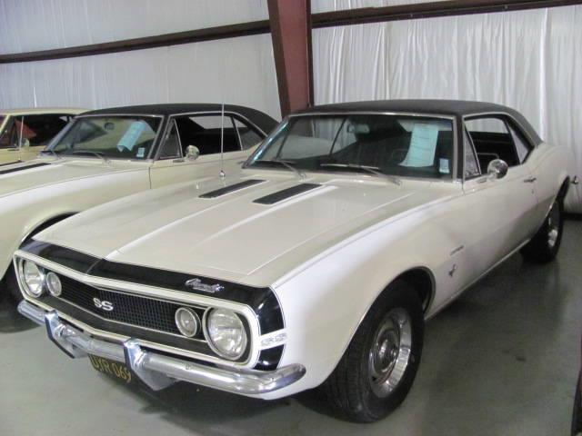 1967 Chevrolet Camaro SS (CC-999377) for sale in Blanchard, Oklahoma