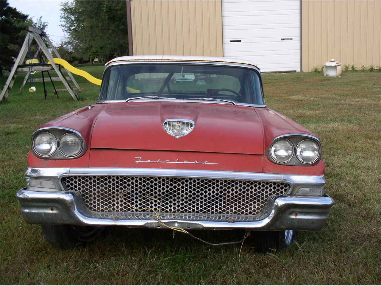 1958 Ford Fairlane (CC-999447) for sale in Bennington, Nebraska