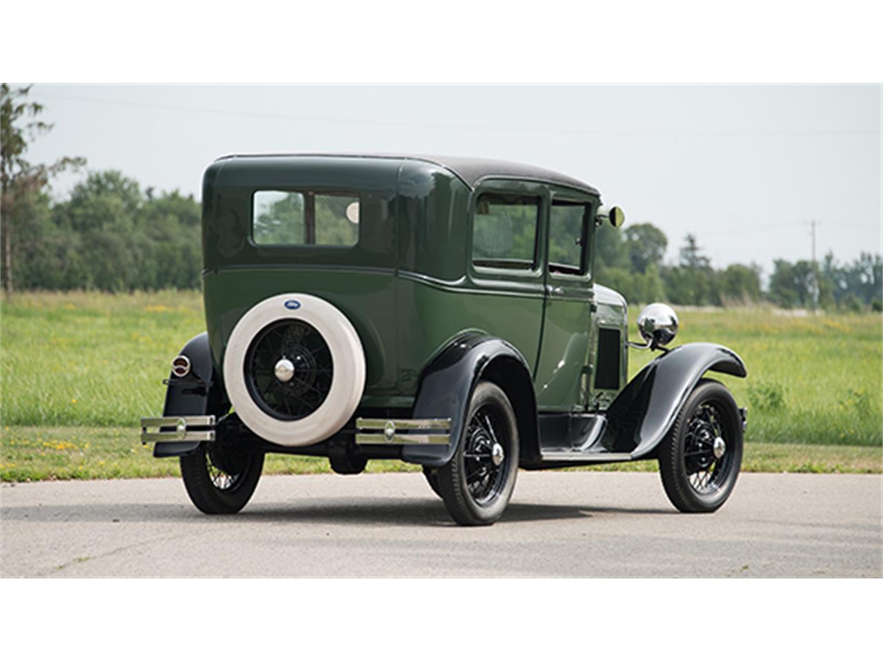 1930 Ford Model A Deluxe Tudor Sedan for Sale