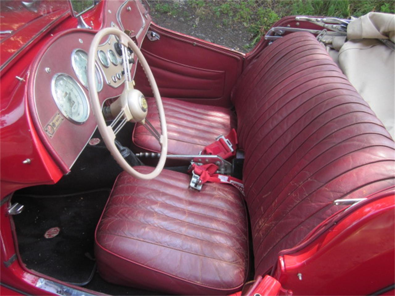 1953 MG TD (CC-999702) for sale in Stratford, Connecticut
