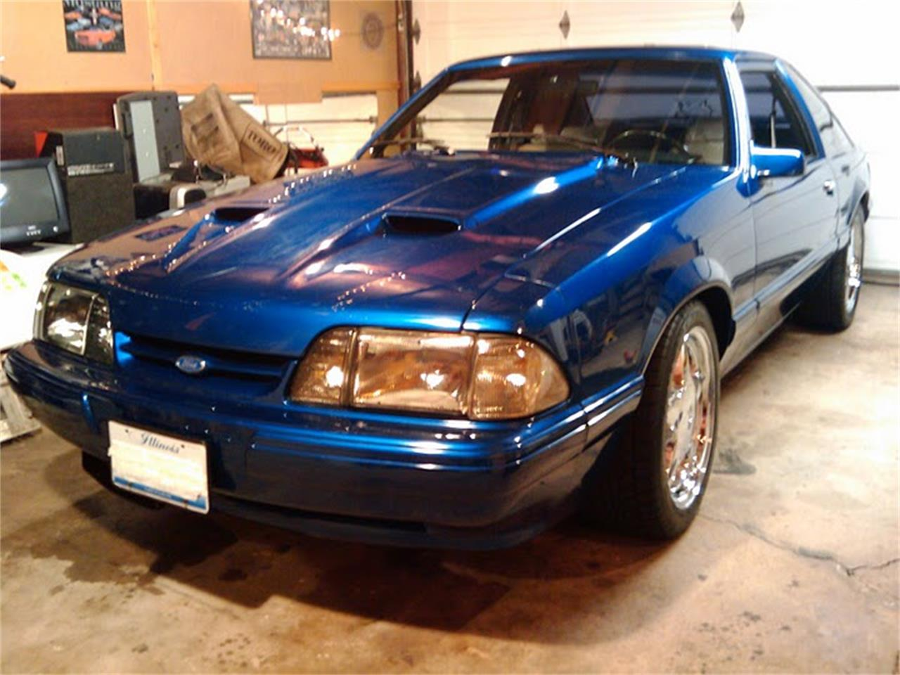 1991 Ford Mustang (CC-999713) for sale in St. John, Indiana