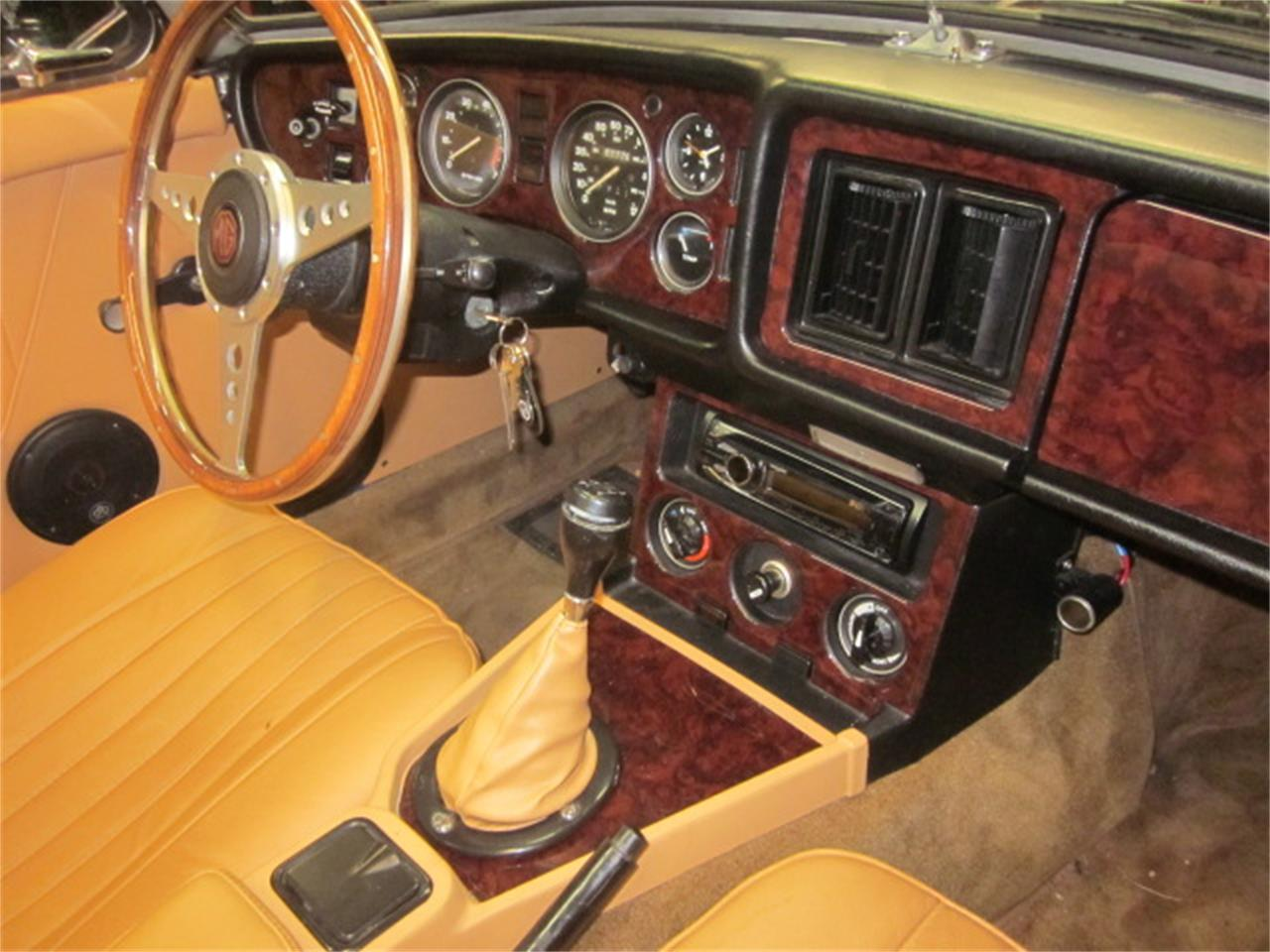1977 MG MGB (CC-999722) for sale in Stratford, Connecticut