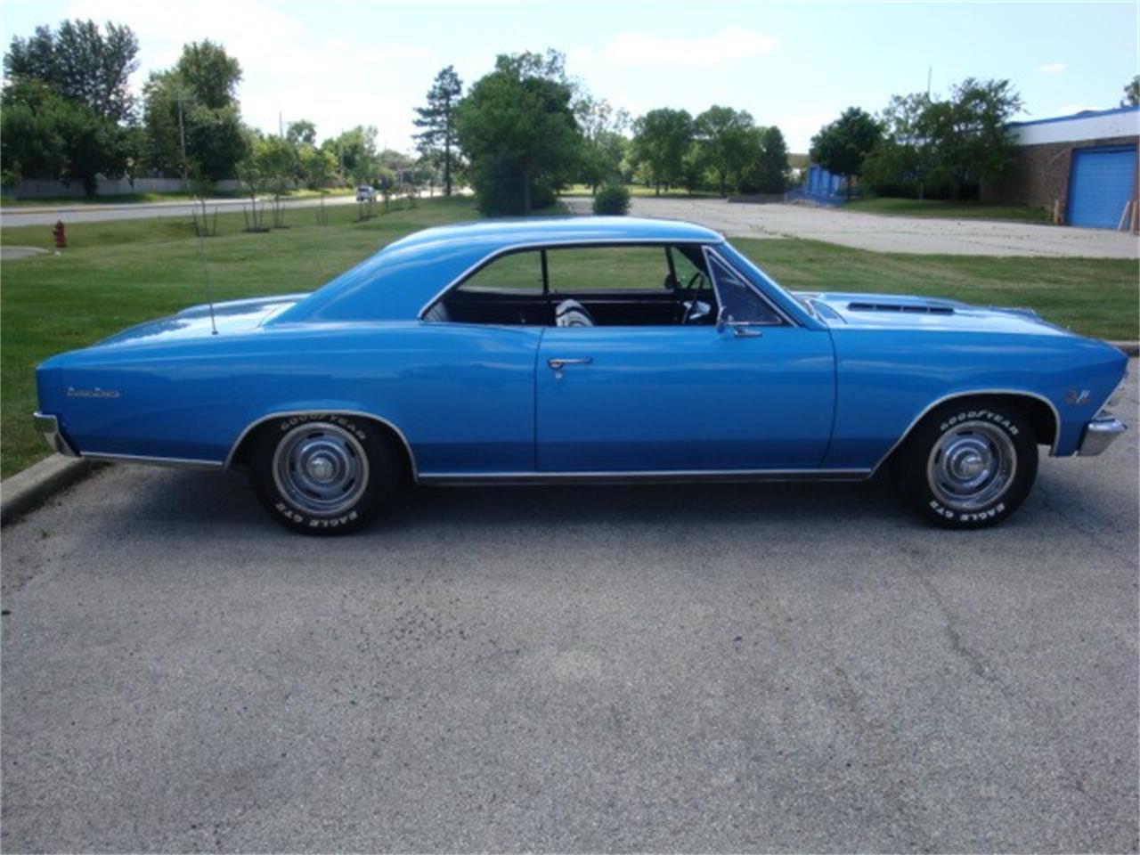 1966 Chevrolet Chevelle (CC-990981) for sale in lake zurich, Illinois